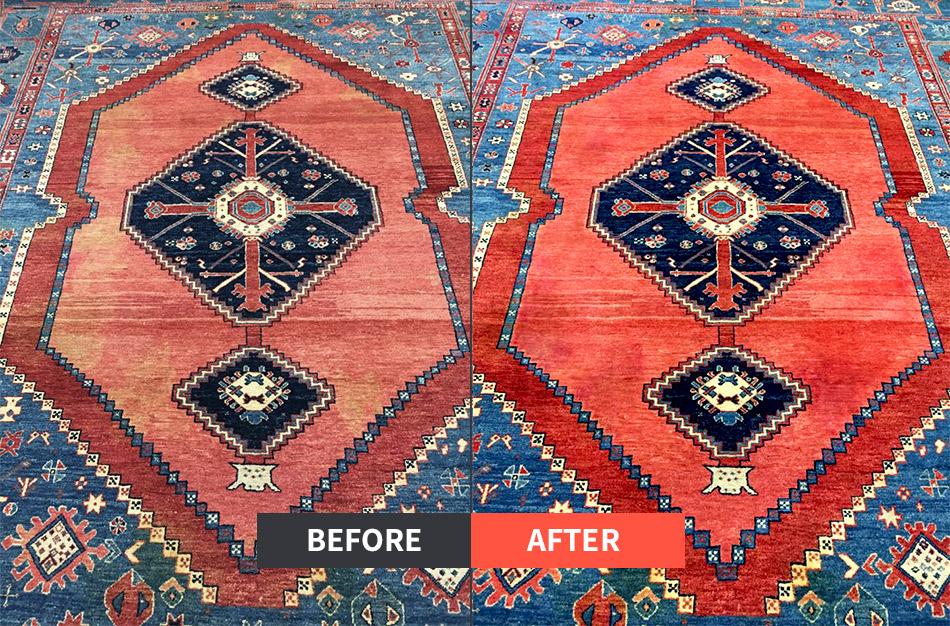 Oriental Rug Restoration Carpets2dyefor